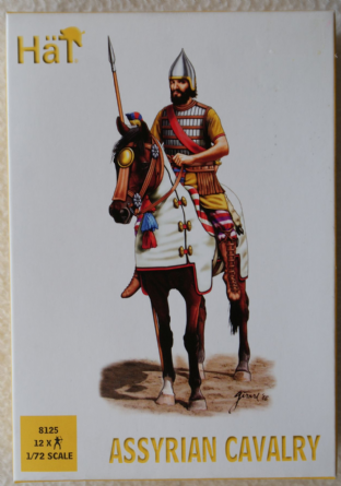 HaT 1/72 HAT8125 Assyrian Cavalry (Ancients)